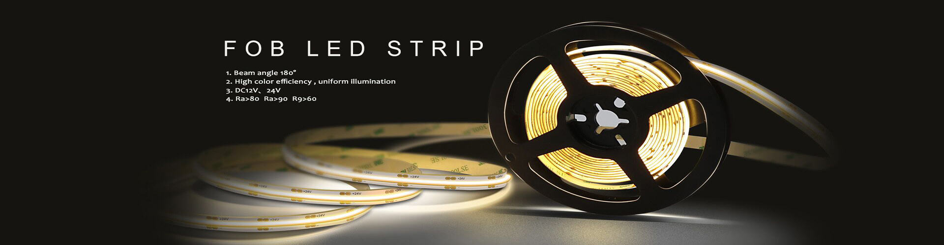 cob led strip, fob led strip, 2216 led strip, led light supplier, China led strip