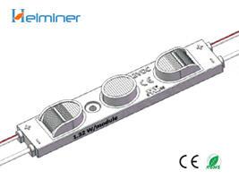 12v 3 LED edge led module, led for light box side lighting