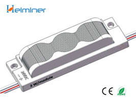 24v DC 3w edge led module, high power led module for light box