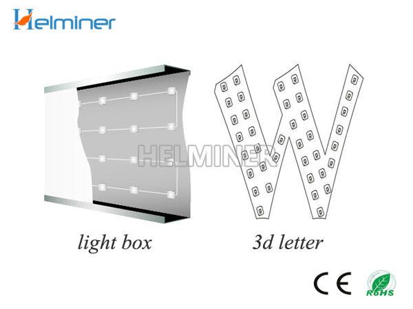 led für lichtwerbung, led für  Leuchtreklame,led für  Leuchtbuchstaben