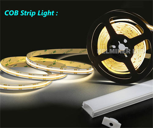 Iluminación Led, Tiras LED , COB Tiras LED, China COB LED STRIP supplier